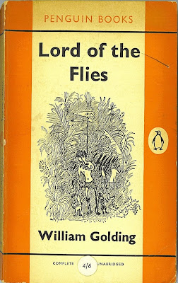 the adventures in william goldings book lord of the flies