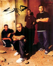 My Favourite Music Staind