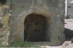 Fonte de mergulho - Casal das Laranjeiras - Telhado