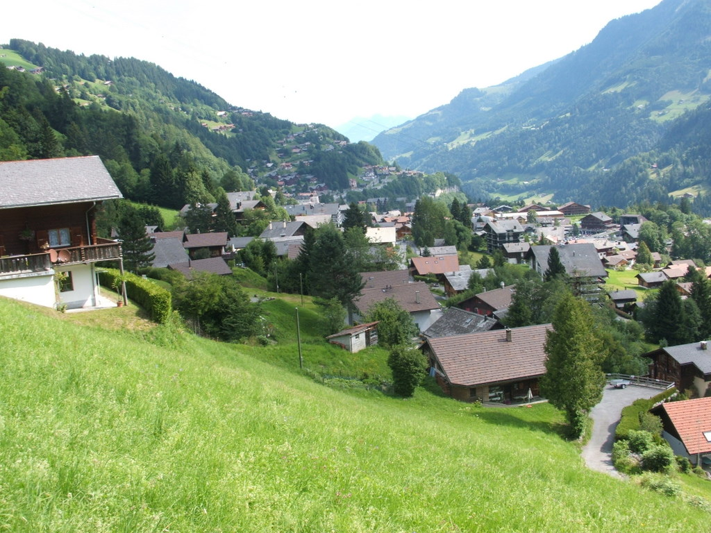 Champery Switzerland  city pictures gallery : Cyclist Paul's Travels: Champery, Switzerland