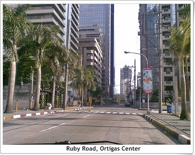 Ruby Road, Ortigas Center