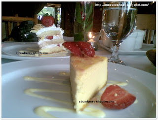 strawberry, cheesecake, Baguio