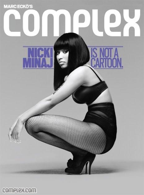 Quoting: Nicki Minaj