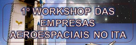 brazilian space 1 workshop das empresas aeroespaciais no ita. Black Bedroom Furniture Sets. Home Design Ideas