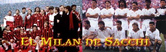 El Milan de Arrigo Sacchi: Sistema defensivo