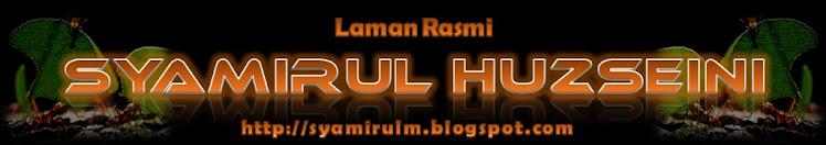 Laman Rasmi Syamirul Huzseini