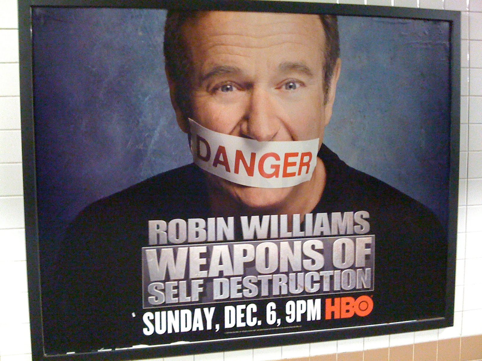 Robin Williams: an example