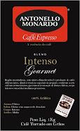 "CAFÉ GOURMET ""INTENSO"""