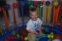 Jaxon 2 years old!  Happy Birthday!
