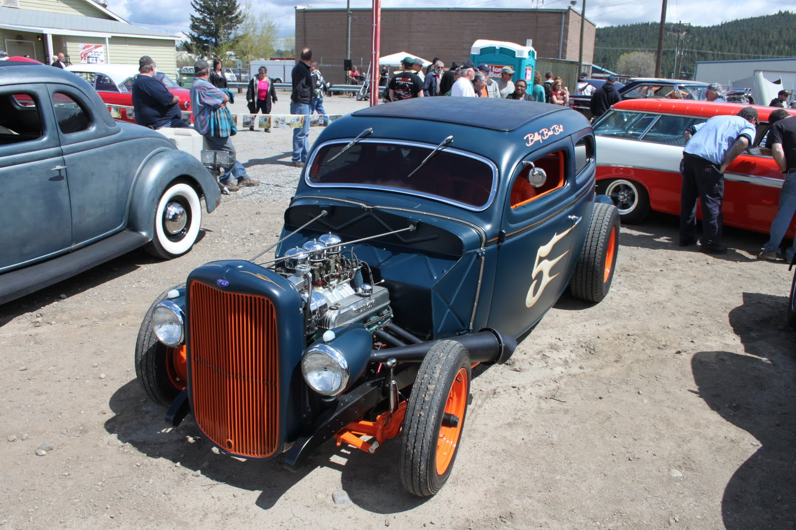 Old Skoll Hot Rod and Kustom Show II | The A.D.D. Garage