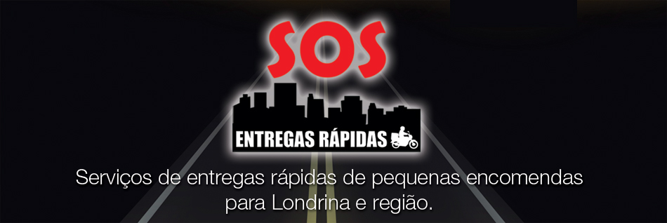 SOS Entregas Rápidas - Londrina e Região