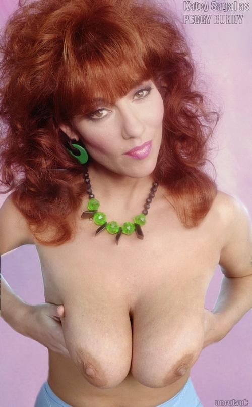 Katey Sagal Nude Topless