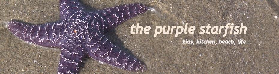 the purple starfish