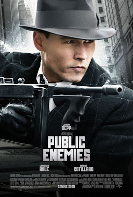 Public Enemies, movie,universal pictures
