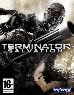video game, terminator salvation