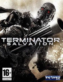 video game, terminator salvation