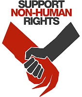 Support non human rights, everyone deserves quality, poster, district 9, movie