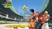 xbox, 360, the king of fighters, xii, screen shot