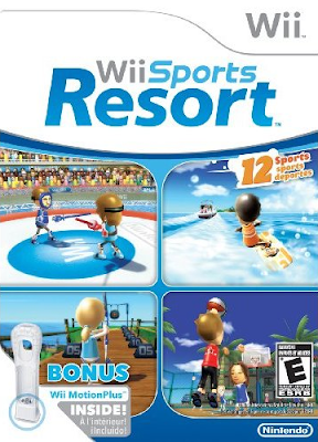 nintendo, wii sports resort, picture