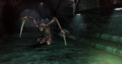 dead space extraction, wii, nintendo, video, game,screen shots, image