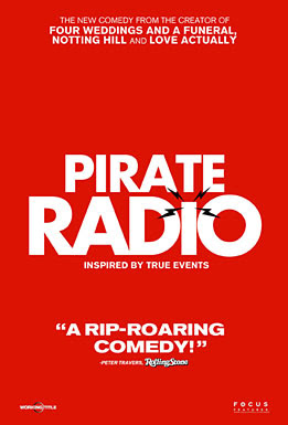 Pirate Radio (2009) Full Movie