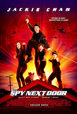 the spy next door, movie, poster, film, cover, image