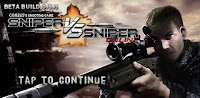 sniper vs sniper, online, video, game,iPhone, cover