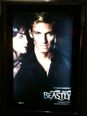 Beastly, movie, poster