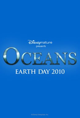 Oceans, Disneynature, movie, poster