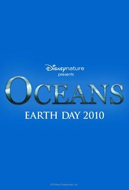 Oceans, Disneynature, movie, poster