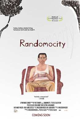 Randomocity, movie, film, poster