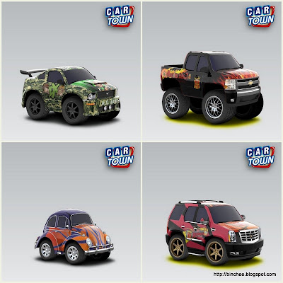 Game Car Wala