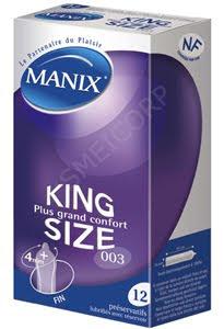 solde préservatif manix