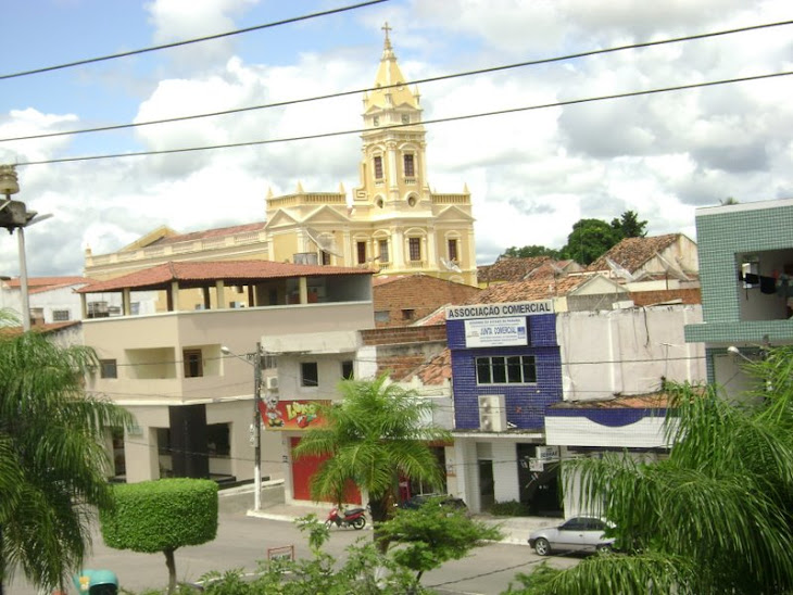"Guarabira, PB: ""Terra da Luz"""