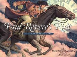 an analysis of the paul reveres midnight ride The midnight ride of paul revere essay 962 words  (case analysis)  paul reveres ride paul revere's ride is a collection of historical accounts centering.