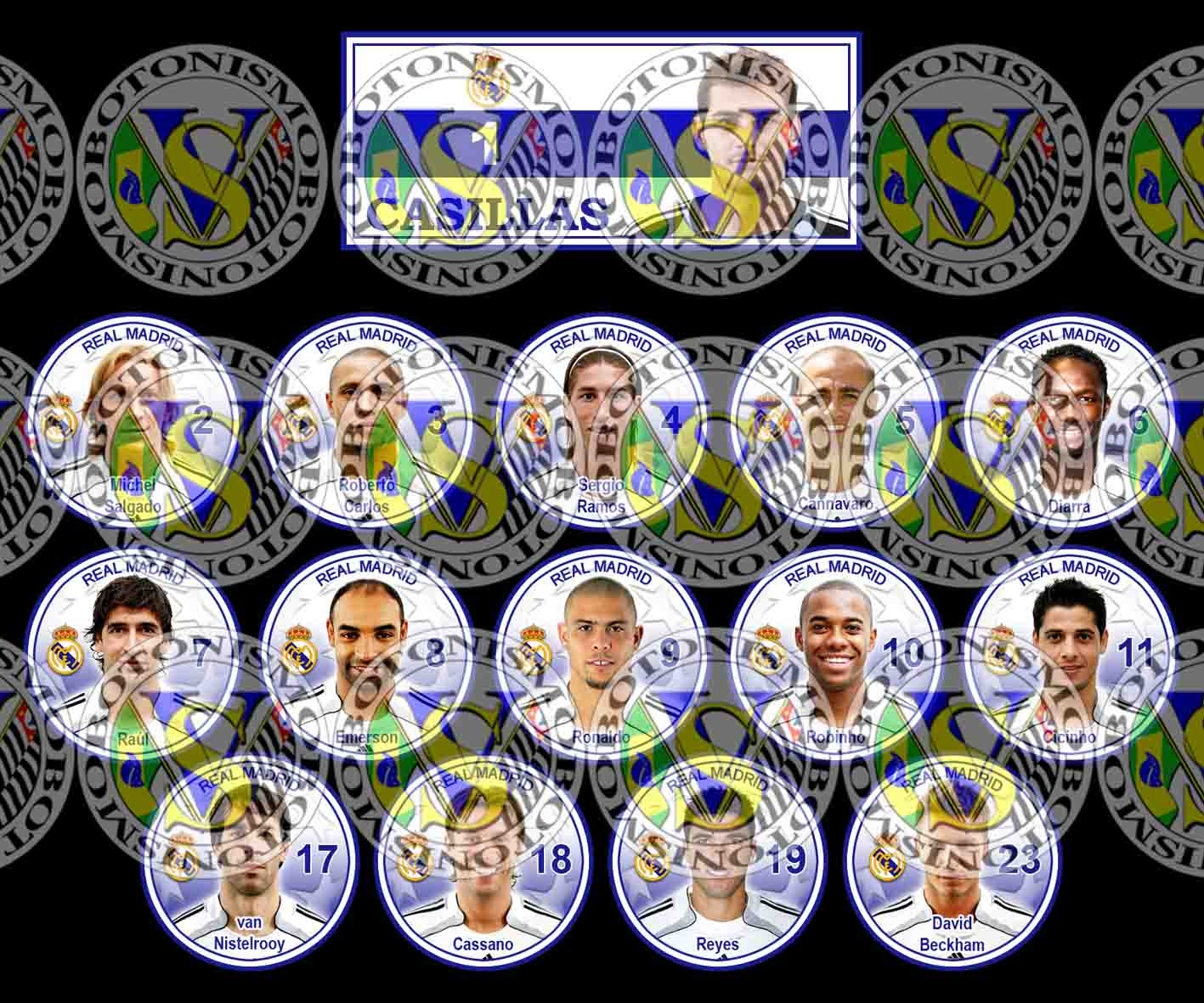 27 01 Real Madrid 2006 07