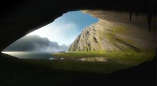 O meu lugar secreto não o poderás imaginar, mas será belo e perfeito, será aquele onde me sentirei a flutuar.