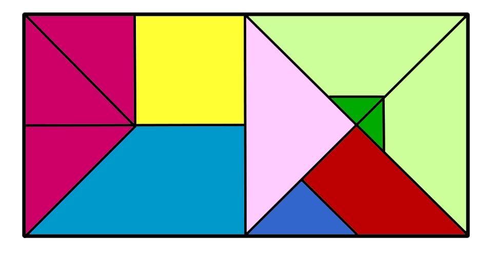 Resultado de imagen de tangram ruso