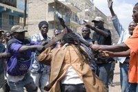 The Mungiki Kenyan Mafia