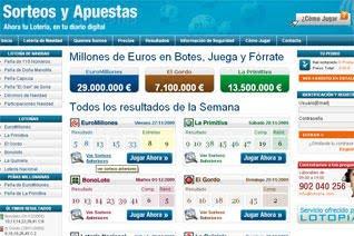 Tu loteria en tu Diario Digital