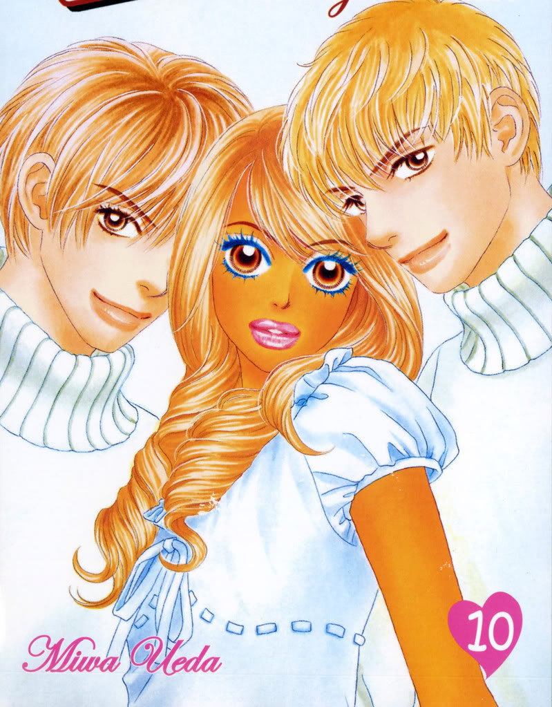kimimeako anime vs manga peach girl