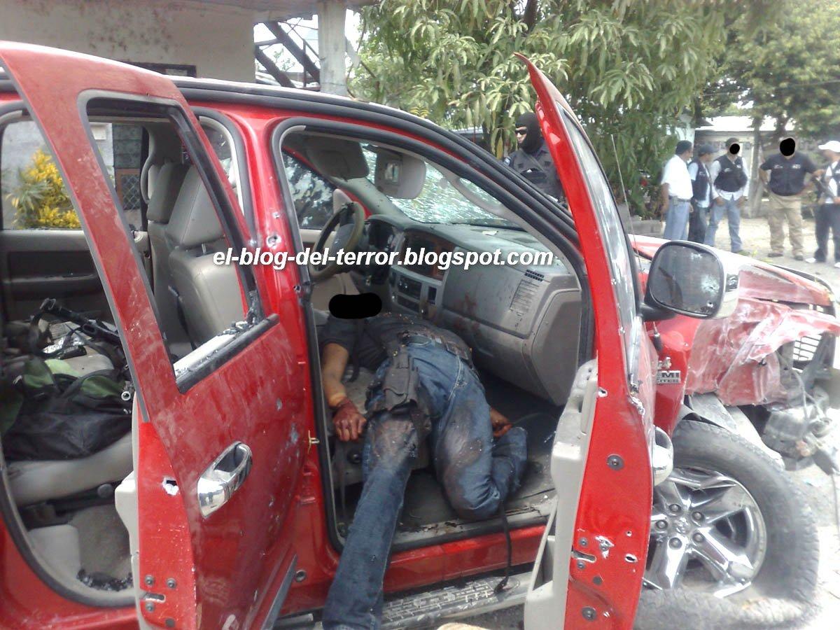 Fotos del enfrentamiento en CD Mante Tamaulipas Federales vs Zetas