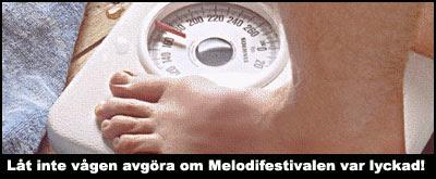 Låt inte vågen avgöra om Melodifestivalen var lyckad