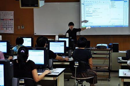 Staff Gears Up for Online Collaborative Content Development