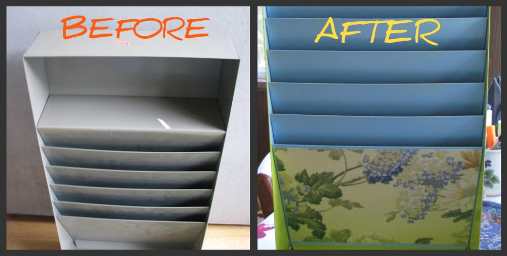 Stacys Thoughts Designs 88 DIY ProjectOffice Organization