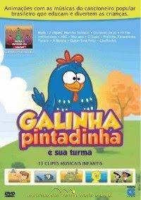 Galinha Pintadinha Filme