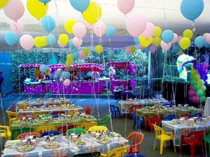 Salones de fiestas para niños, buen negocio - Bolivia Informa