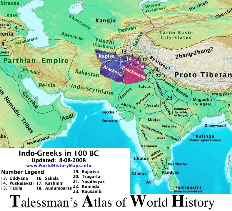 historical map of india and pakistan relationship