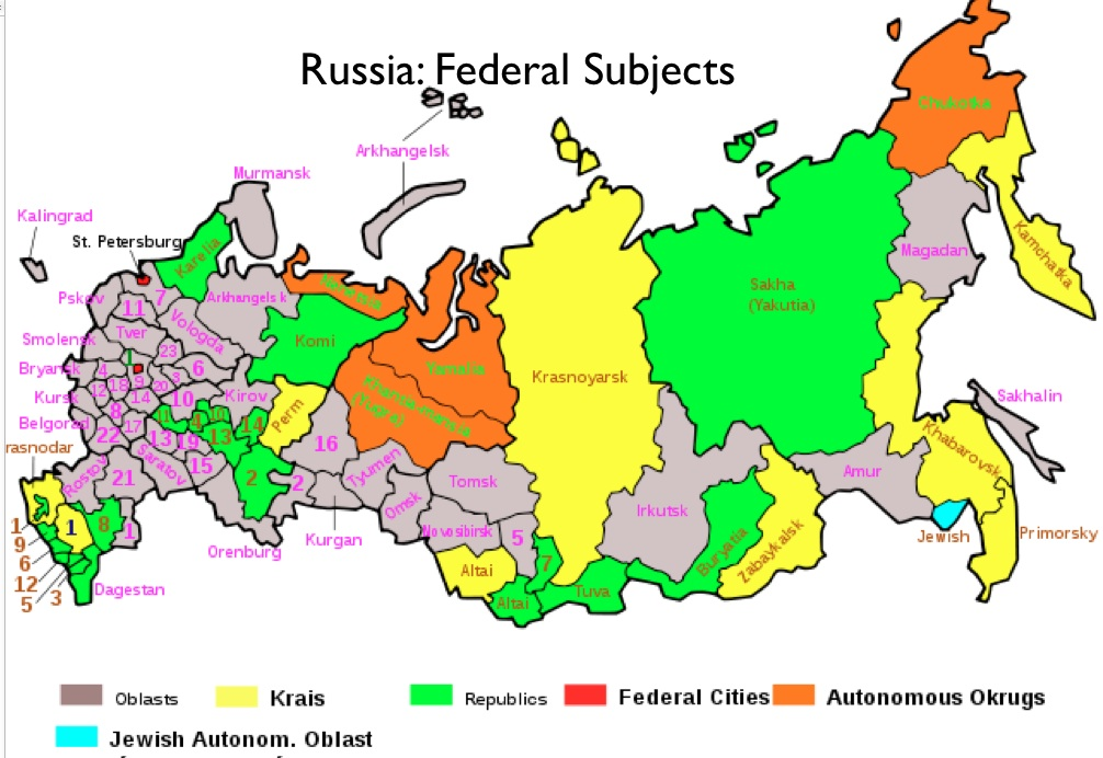 United States Significant Russian Speaking