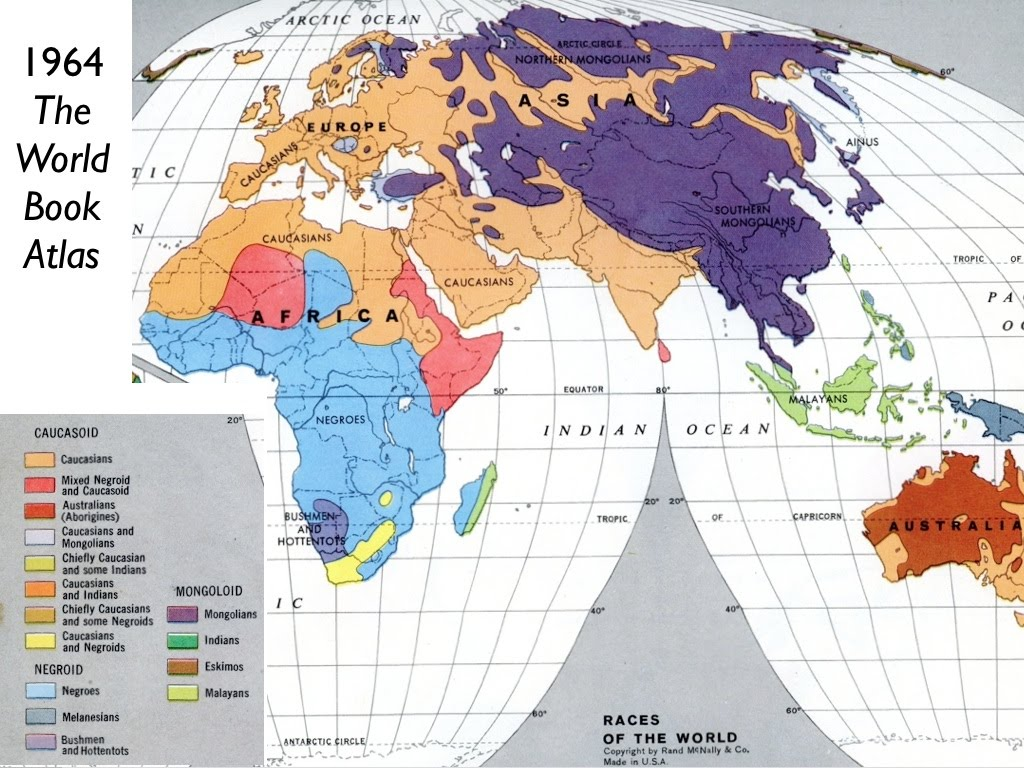 Racial classification h j fleure and the decline of geography in scanning races of the world maps in atlases published before 1970 i am taken aback as much by the basic errors in world geography as by the crudity of gumiabroncs Image collections